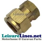GAS BLANKING END 8 mm